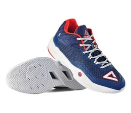 PEAK Sport DH2 Dwight Howard Signature Shoe Navy/Red