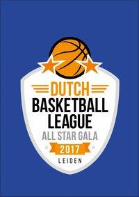 Dutch Basketball League All Star Gala 2017 te Leiden.
