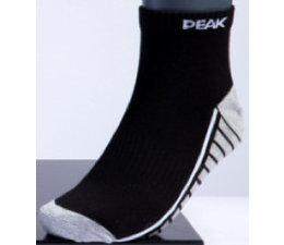 PEAK Sport Sport Sokken Zwart - Grijs