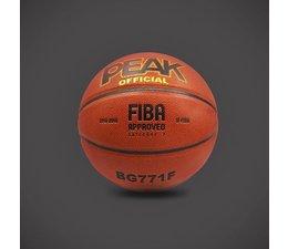 INTRODUCTIE AANBIEDING       PEAK Official FIBA Approved Basketbal