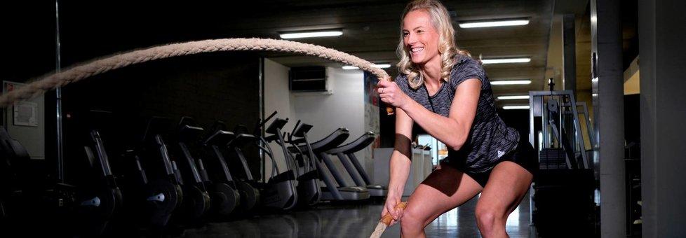Sharona Bakker - 100 Meter Horden Champion