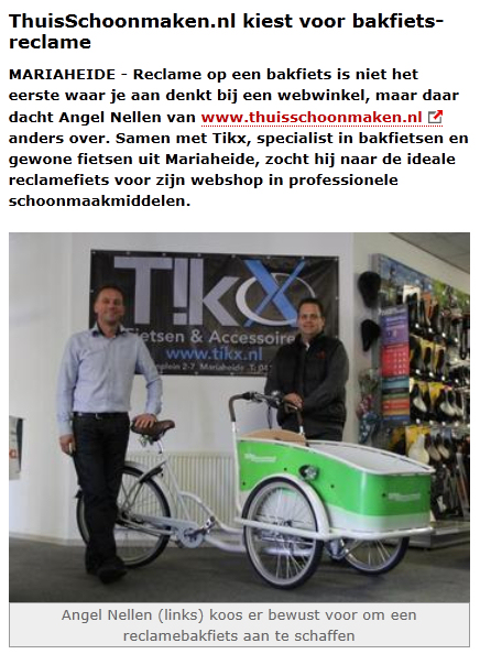 Persbericht Udens Weekblad