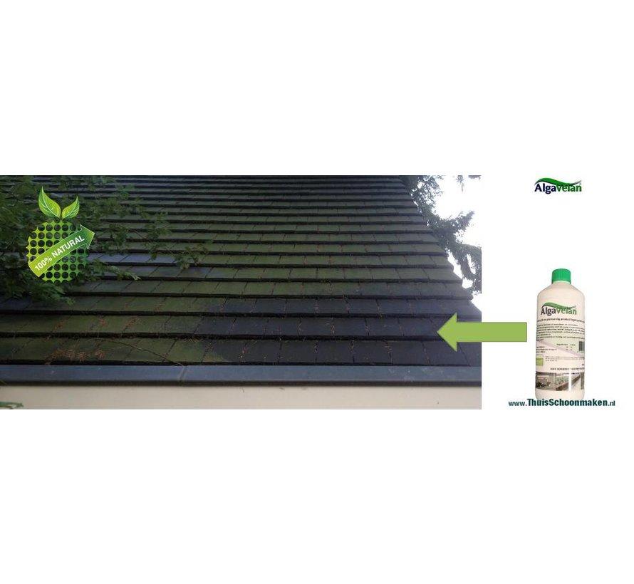 Algen en mos verwijderaar (fles à 1 liter)