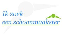 www.Ikzoekeenschoonmaakster.nl