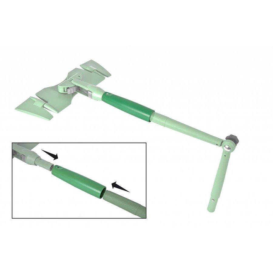Adaptor voor vlakmopplaat - kniegewricht