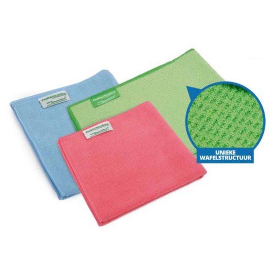 Mikrofasertücher-Reinigungsset