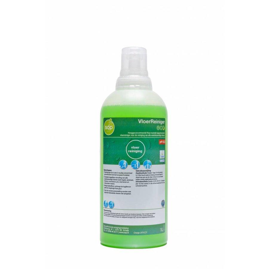Fußbodenreiniger ECO (Flasche à 1ltr mit Verschlusskappe)