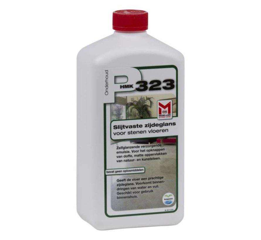 P323 Steinglanz - Steinbodenpflege (Flasche à 1 ltr)