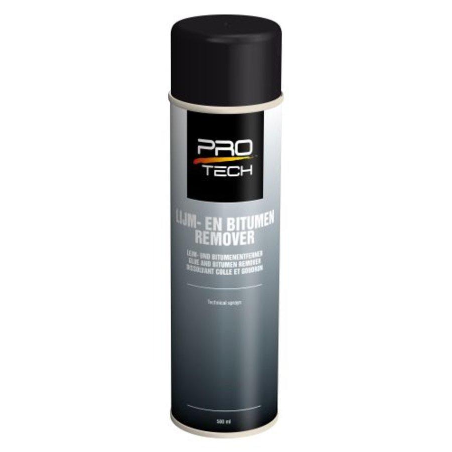 Lijm- en Bitumen Remover (spuitbus à 500 ml)