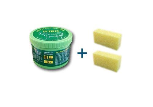 Wiro Universele Reinigingssteen 700 gram (inclusief 2x spons)
