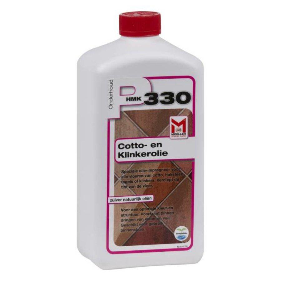 P330 Cotto- und Klinkeröl (Flasche à ltr)