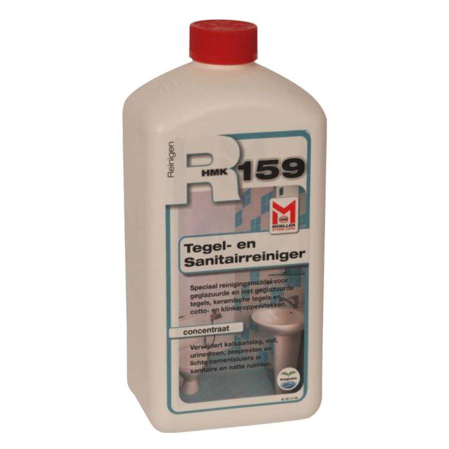R159 Fliesen- und Sanitärreiniger (Flasche à 1 ltr)