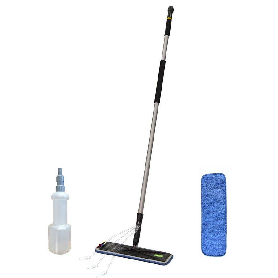 Dweilset (inclusief 2x mop)