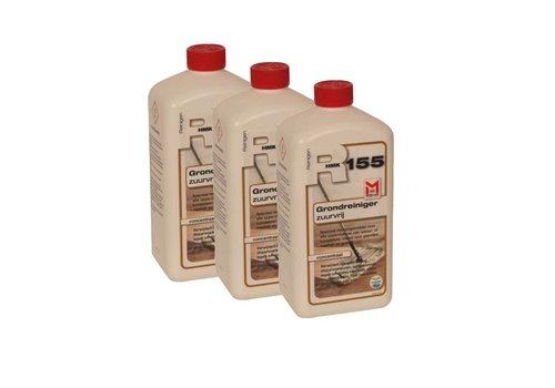 HMK / Moeller Stone Care R55 / R155 Grondreiniger zuurvrij voordeelpakket