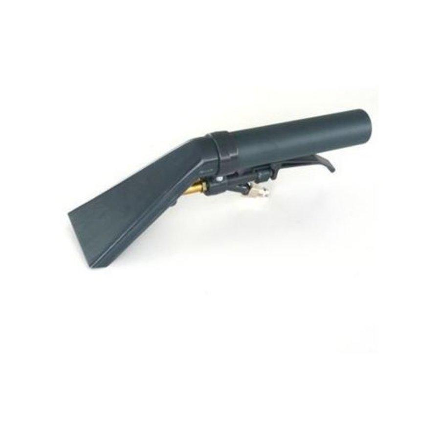 Meubelreinigingshulpstuk PVC, met binnenliggende sproeier, 9 cm