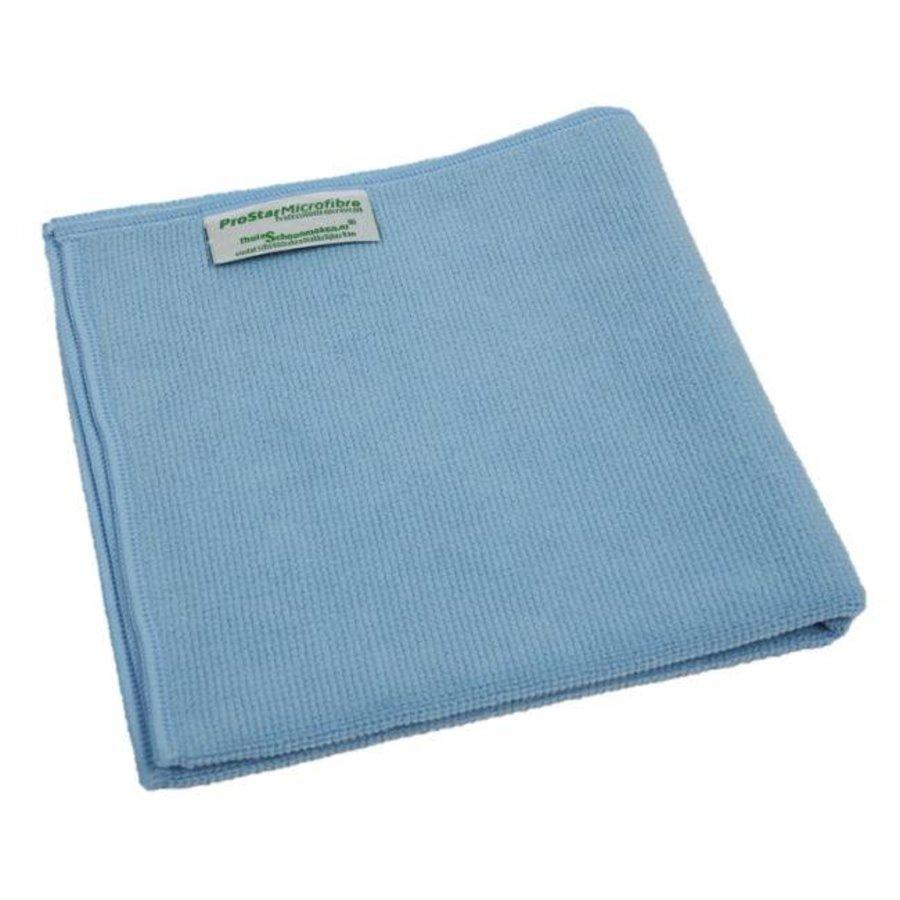 Prostar Microvezeldoek - Blauw