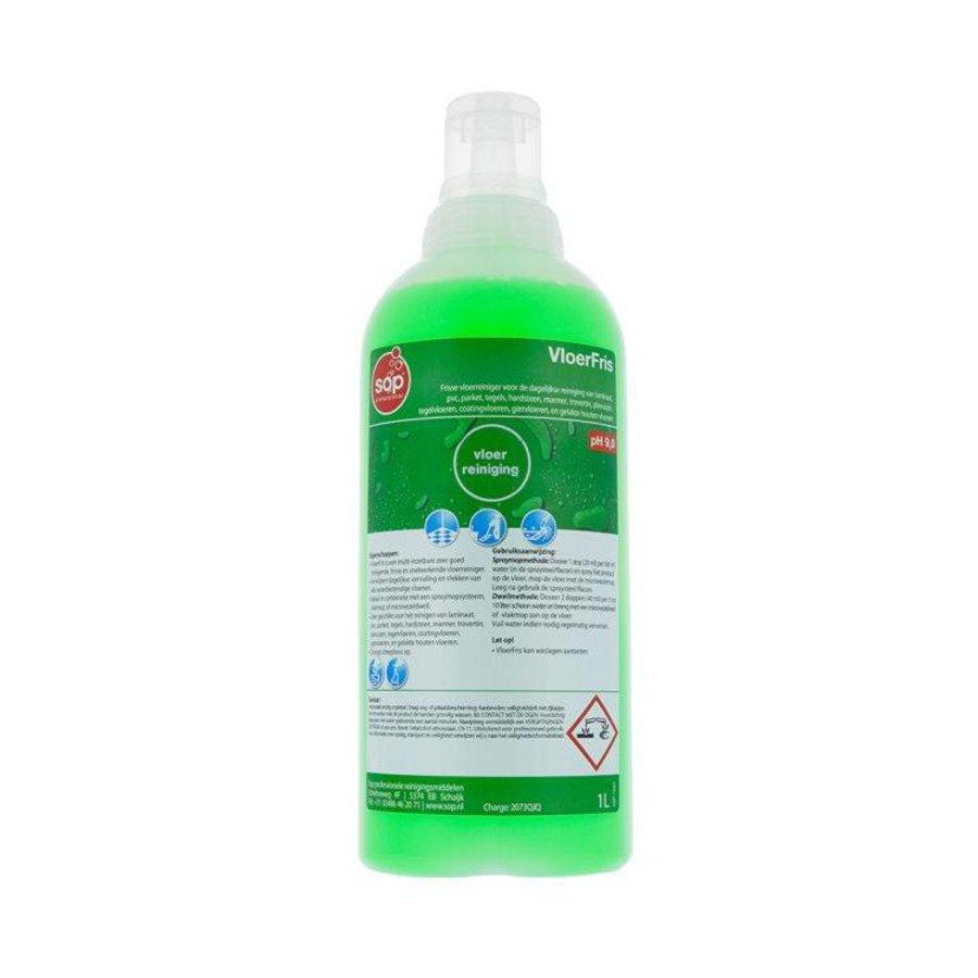 Fußbodenreiniger ECO (Flasche à 1ltr mit Verschlusskappe) - Copy
