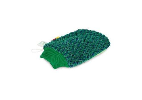 Greenspeed Handschuhe Scrub - Grün/Blau