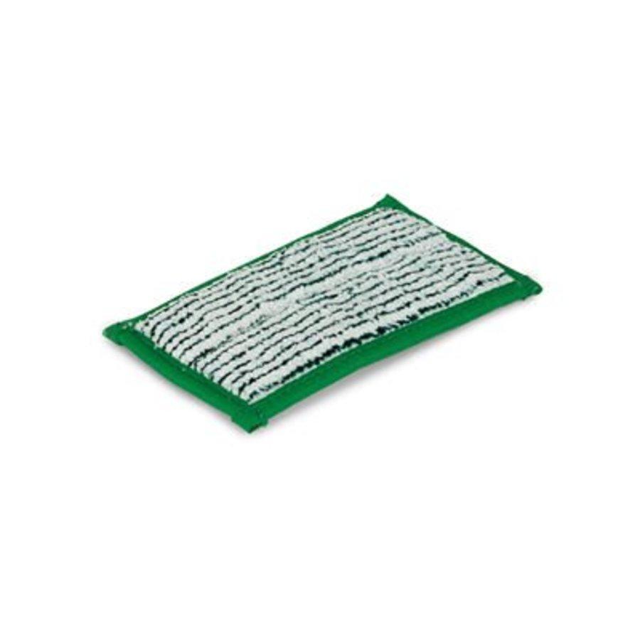 MiniPad - 16 x 9 cm - groene strepen