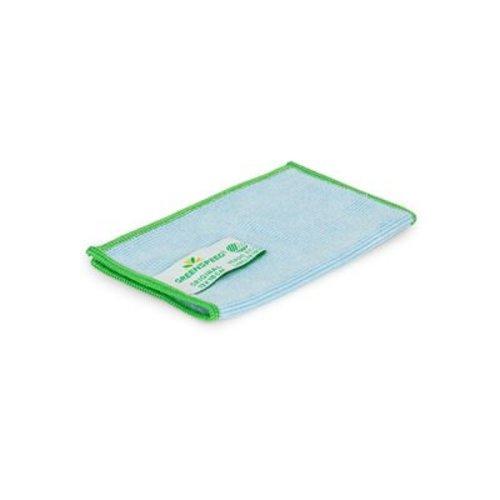 Greenspeed Microvezeldoek 18 x 13 cm blauw