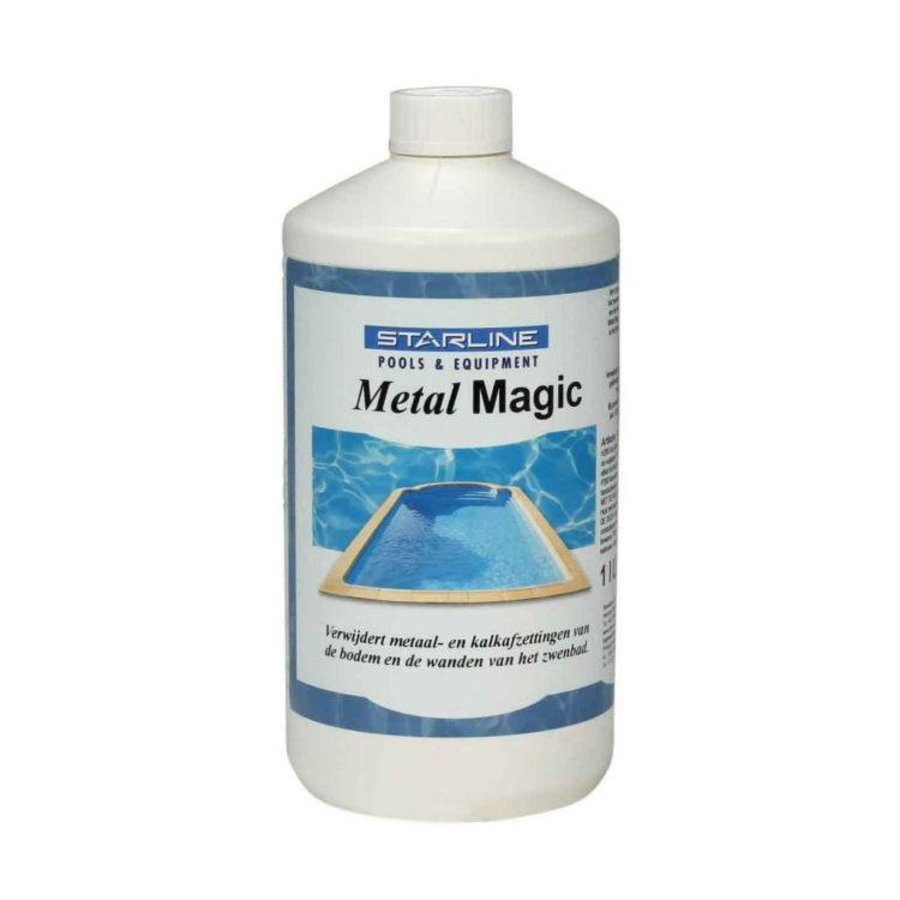 Metal Magic fles à 1 liter