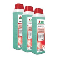Sanet BR 75 | Toiletontkalker (3x 1 liter fles) voordeelpakket