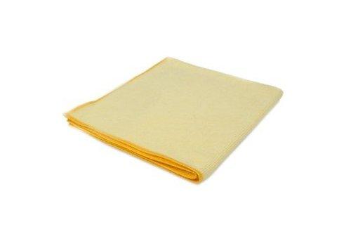 ThuisSchoonmaken Stretch Profi Microfasertüch - Gelb