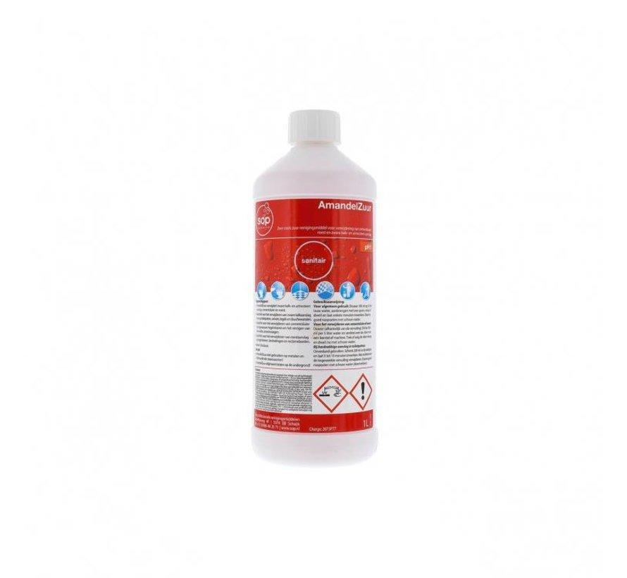 Amandelzuur (Flasche à 1 ltr.)