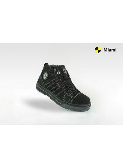 Bware Miami Hoge Werksneakers met S3 normering