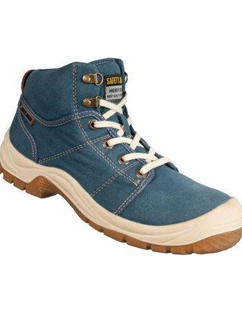 Safety Jogger Hoge Sneaker Desert S1P Katoen