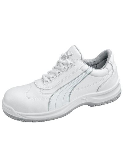 Puma 64.062.2 Clarity S2 SRC Lage Veiligheidsschoenen in het wit