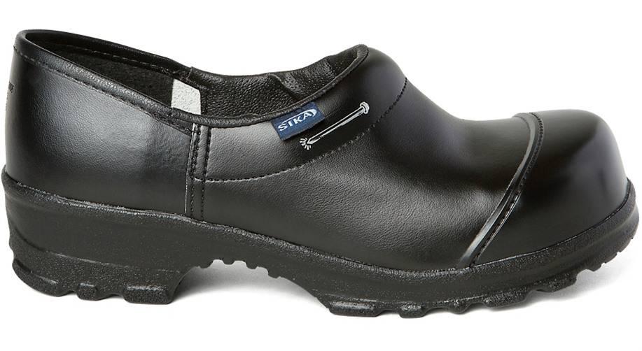 Sika Chaussures Noires Pour Les Hommes VTJFImM1s