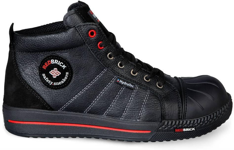 Chaussures De Sécurité Onyx Redbrick S3 Haute Modèle Buxqo