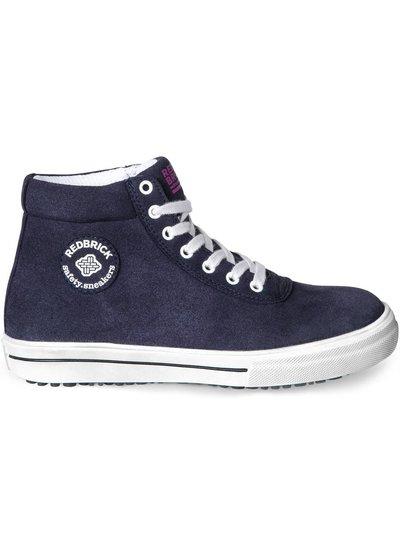 Redbrick Lisa Dames Werkschoenen Blauw S3 ESD SRC