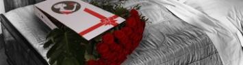 Rode rozen in doos bestellen