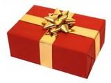 Geschenk: