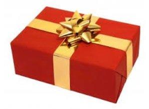 Geschenk: proefles auto