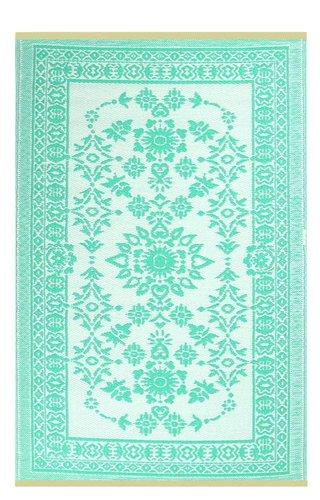 Wonder Rugs Turquoise buiten vloerkleed