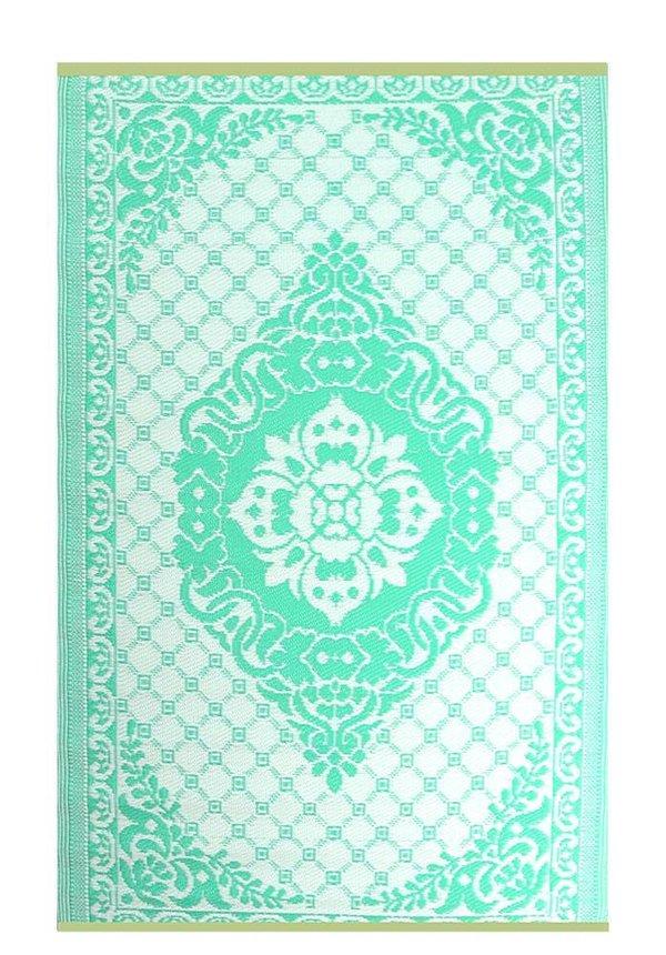 Turquoise terraskleed bohemian