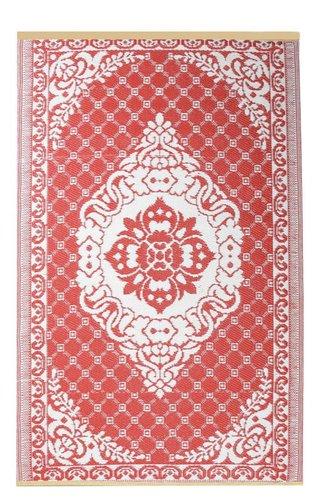Wonder Rugs Buitenkleed oosters rood