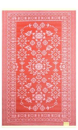 Wonder Rugs Buitenkleed rood roze