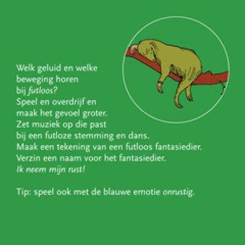 Uitgeverij Ank Hermes Krachtkaarten voor kinderen - Helen Purperhart