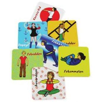 Uitgeverij Ank Hermes Energizer kaarten voor kinderen - Helen Purperhart