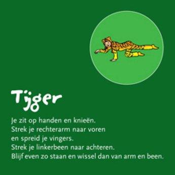 Uitgeverij Ank Hermes Kinderyogakaarten - Helen Purperhart