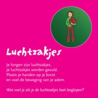 Uitgeverij Ank Hermes Kinderademkaarten - Helen Purperhart