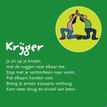 Uitgeverij Ank Hermes Yogaspelkaarten voor kinderen - Helen Purperhart