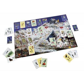 Sunny games Mount Everest - bergbeklimmen aan tafel