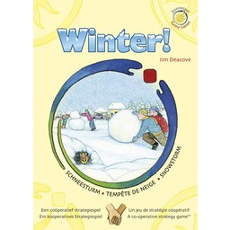 Sunny games - Zonnespel Winter, een coöperatief spel