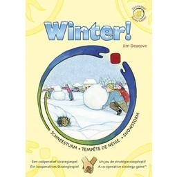 Zonnespel Winter, een coöperatief spel