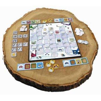 Sunny games Winter - kijk uit voor gladheid!